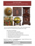 September 8 - Sourcing and Utilizing Antiques in the 21st Century